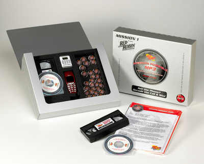 Custom Promotional Packaging by Sneller